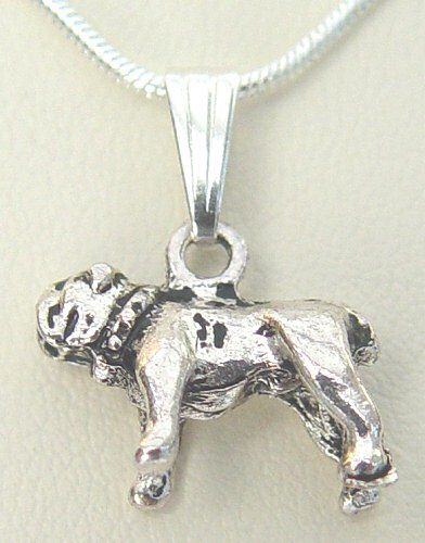 British Bulldog Necklace