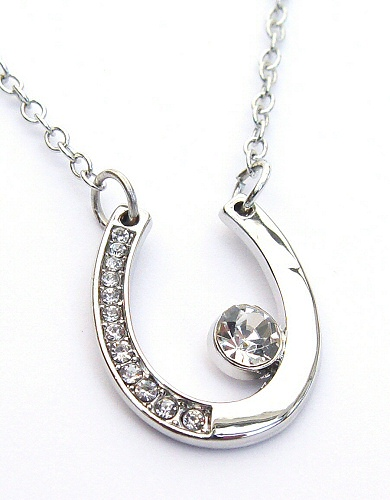 Horseshoe Necklace