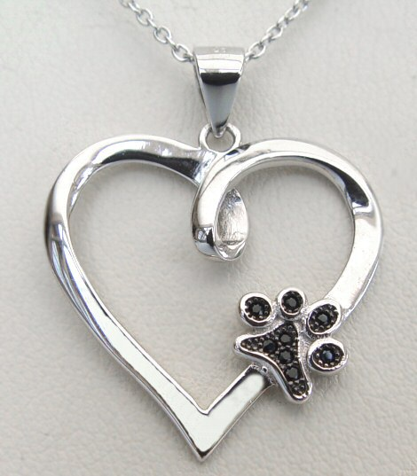 c83da0c1f Sterling Silver Dog Jewellery | Dog Necklaces